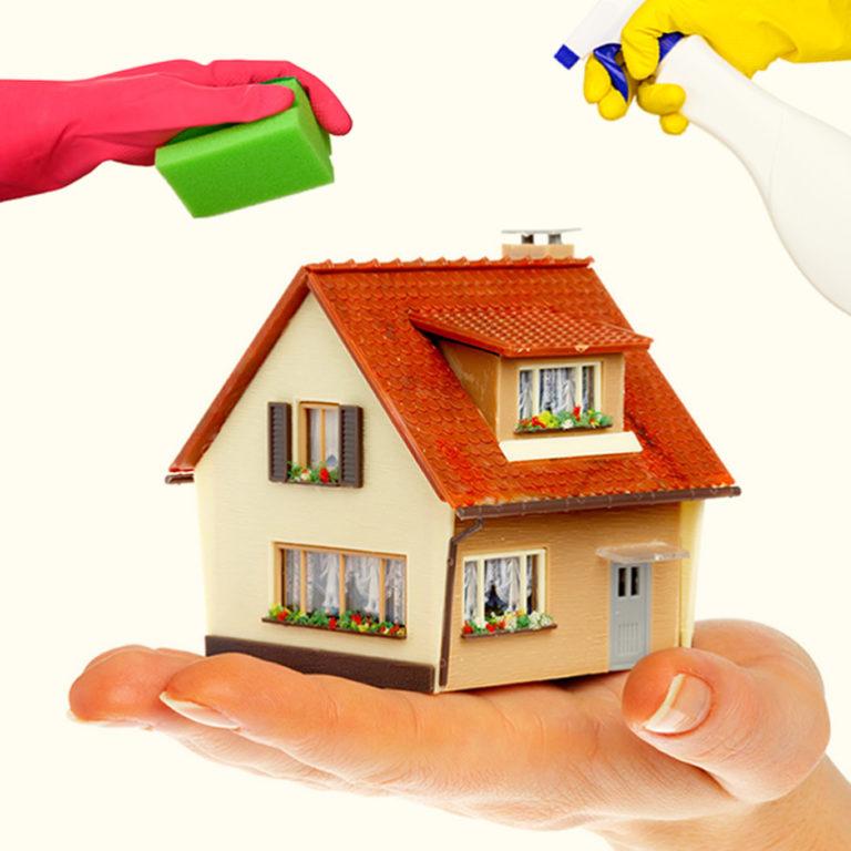 Sprzątanie domu