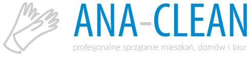 ANA-CLEAN – Sprzątanie biur i mieszkań oraz usługi dodatkowe